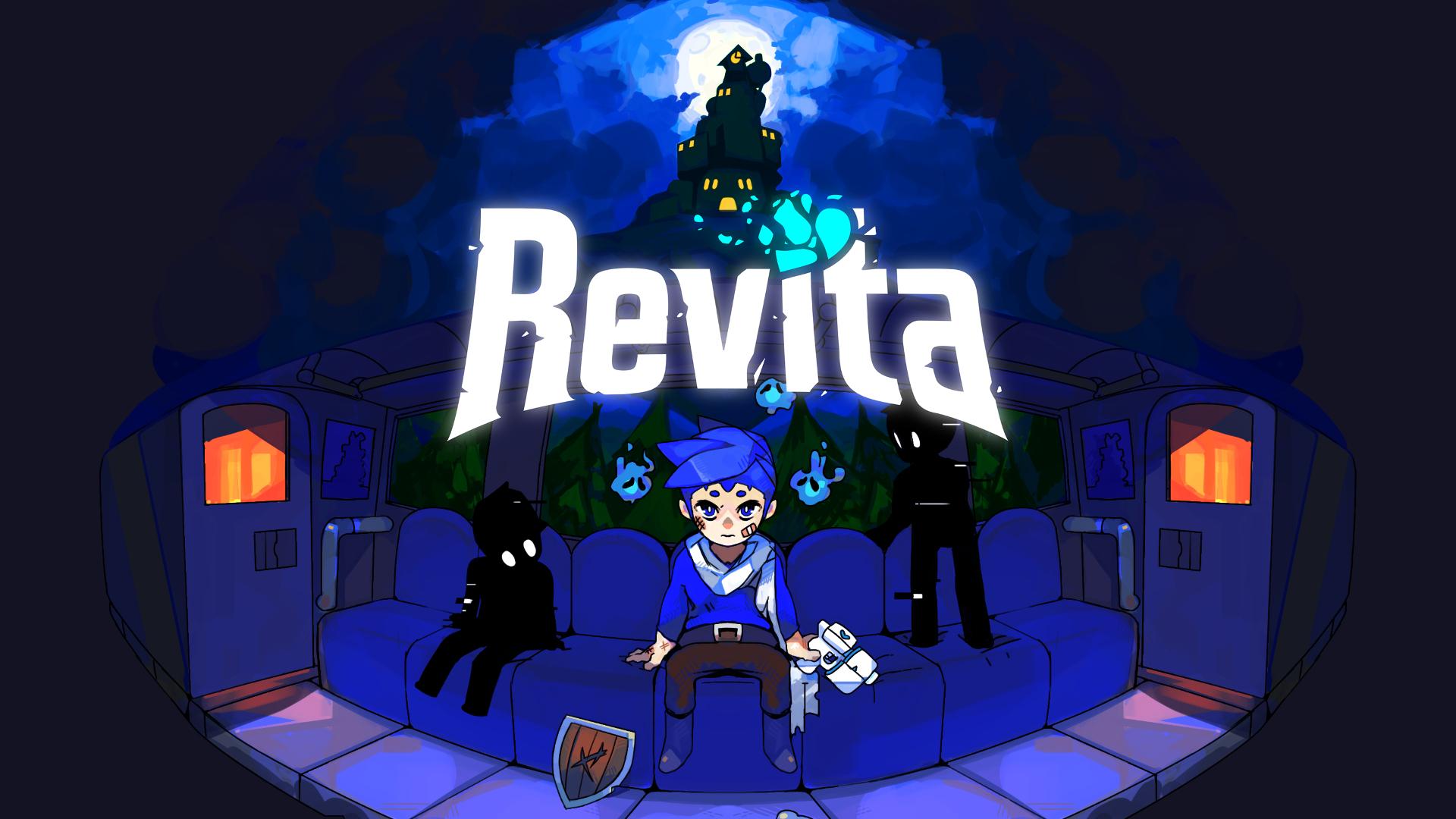 Revita Preview RetroWare
