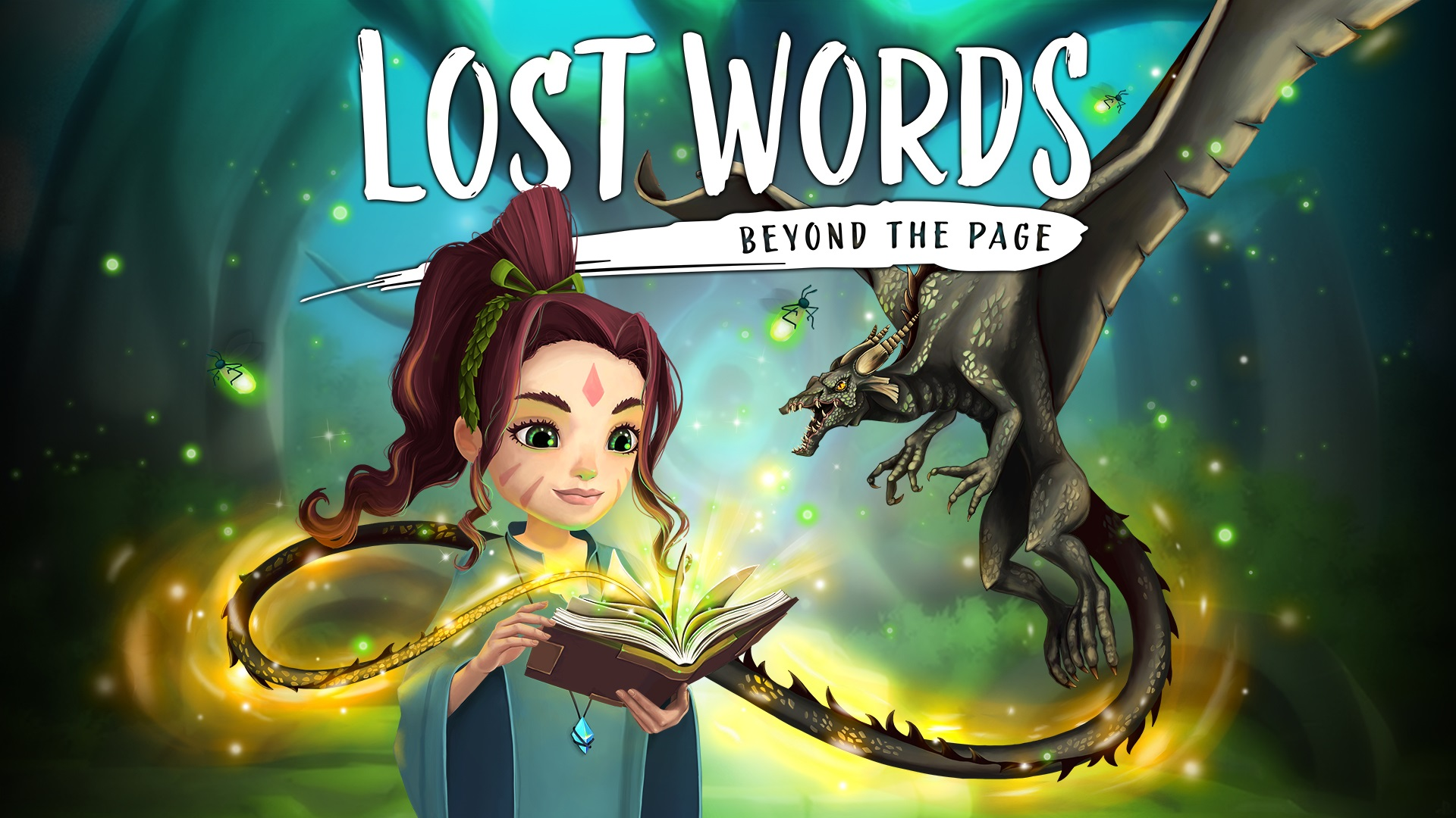 Lost Words Beyond The Page Review Switch PS4 Steam Xbox