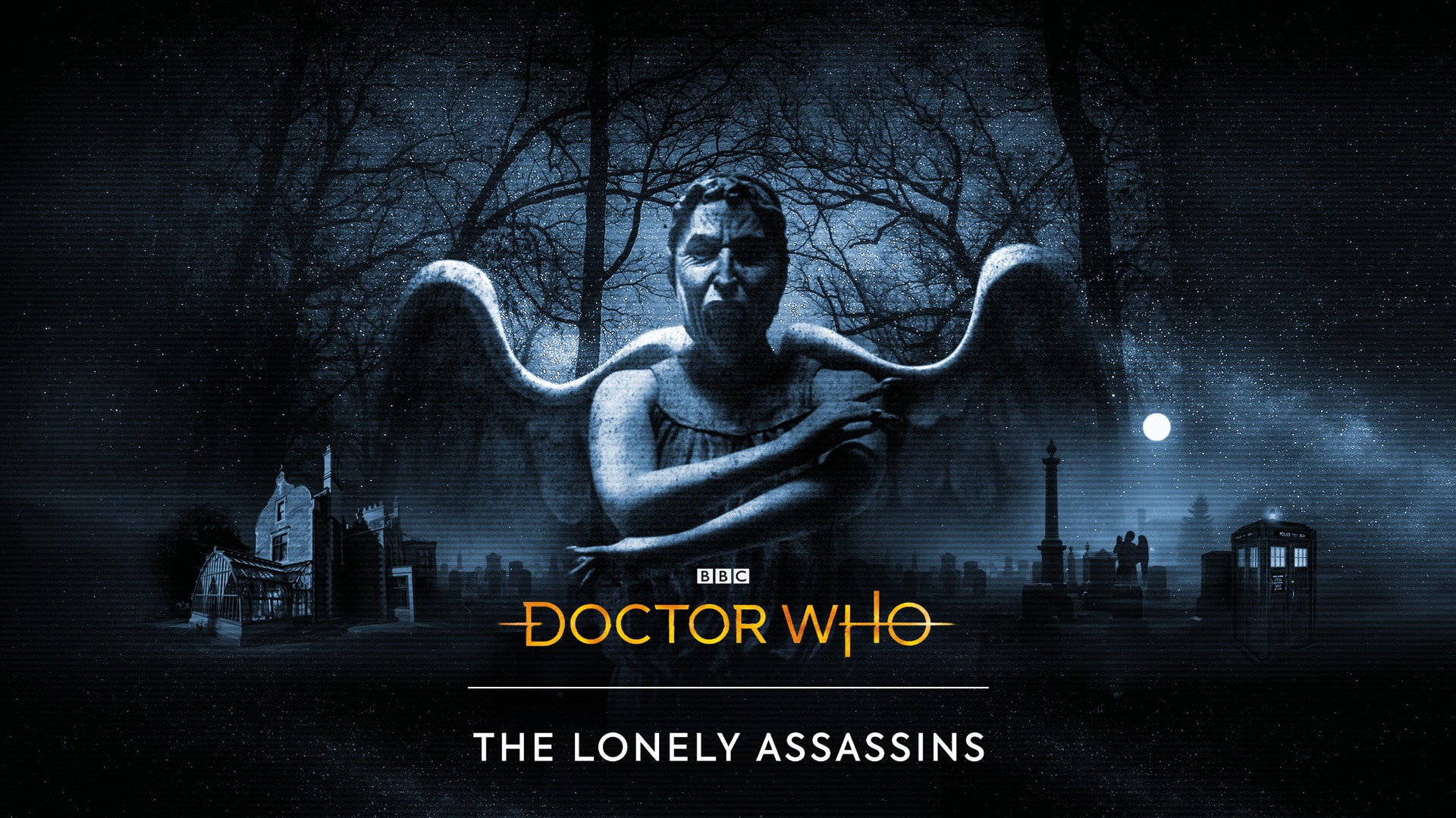 Doctor Who The Lonely Assassins Logo Steam iOS Android