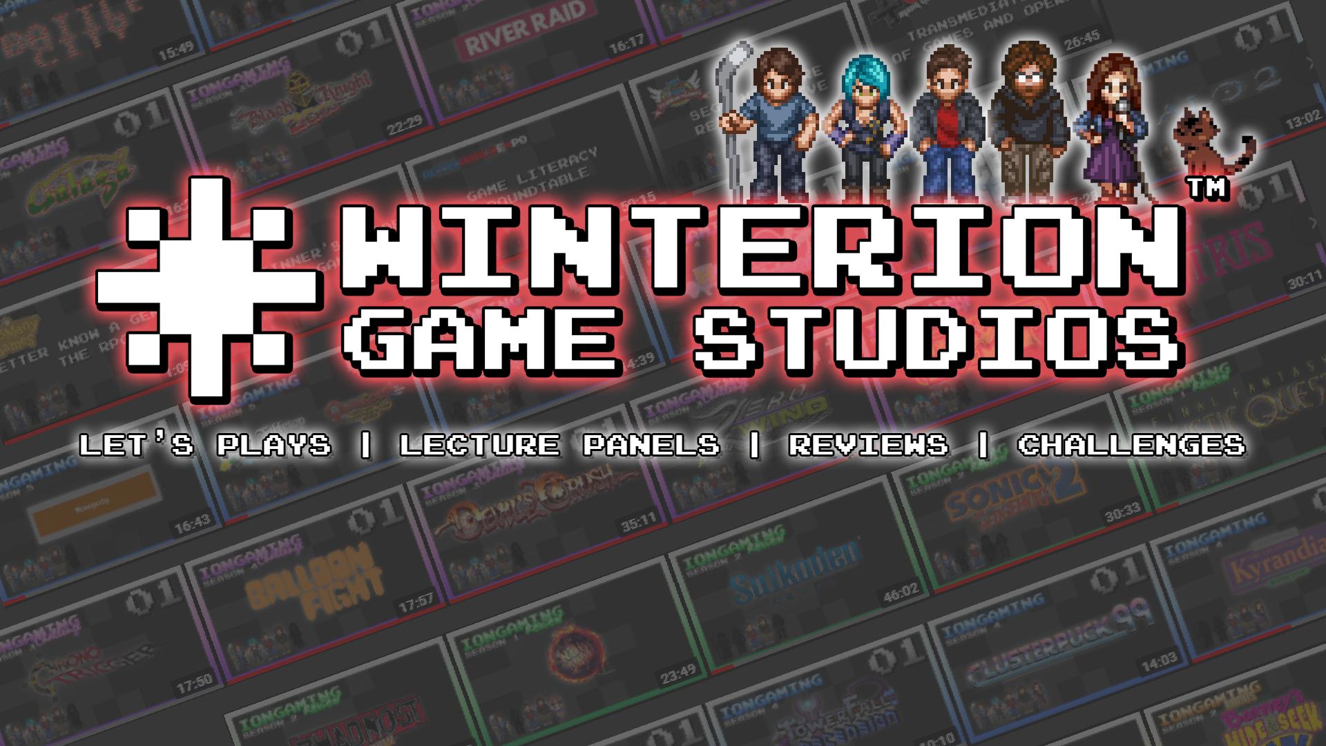 Winterion Game Studios Thumbnail