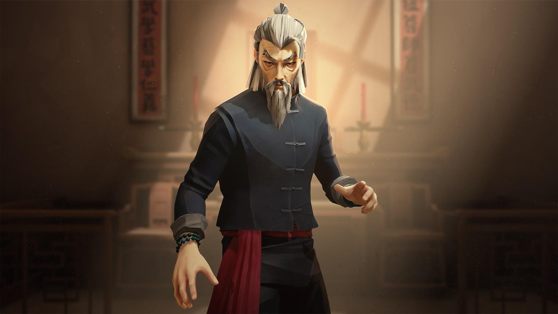 Sifu Sloclap Martial Arts Game Kung Fu