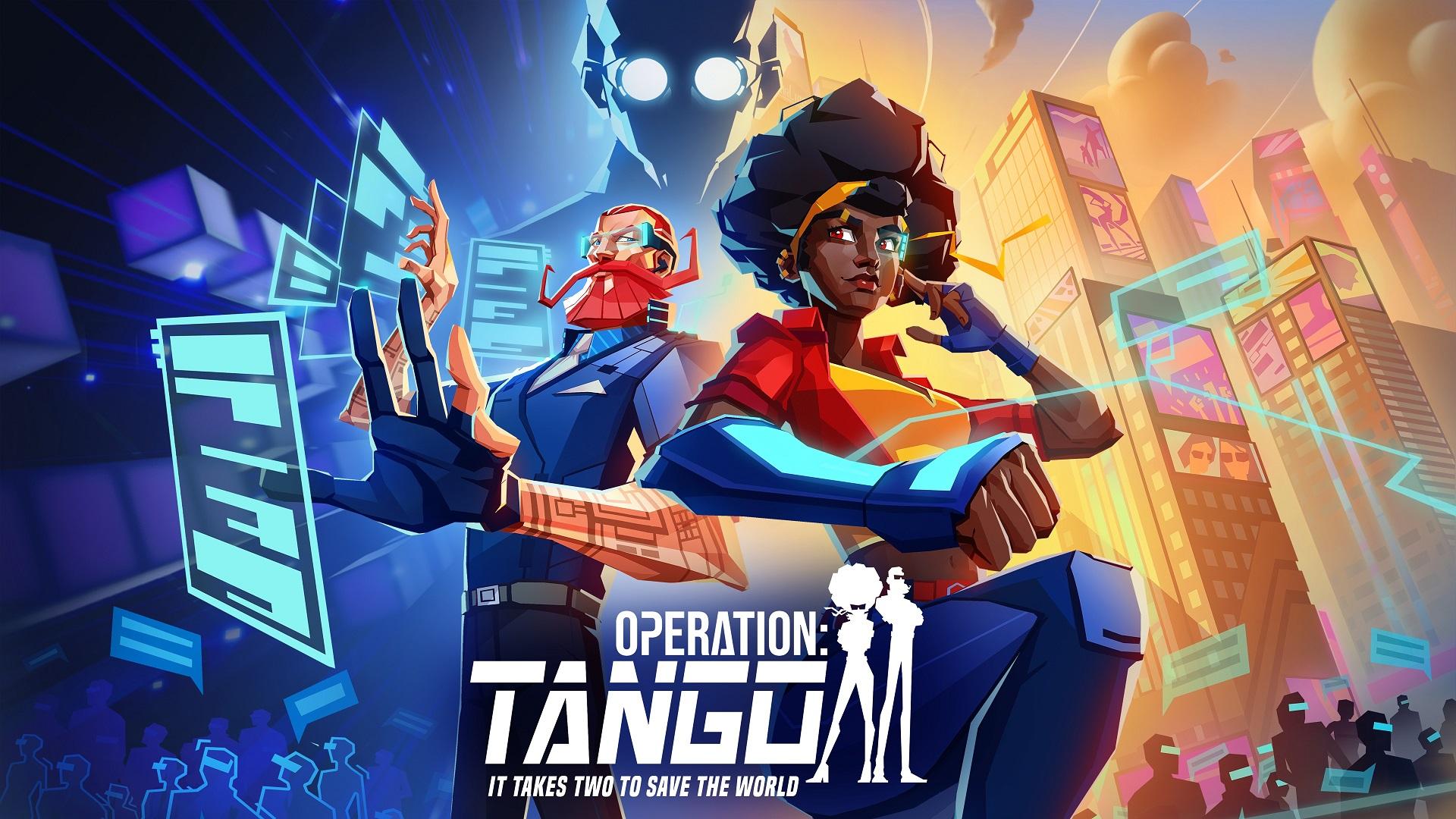 Operation Tango Logo Art