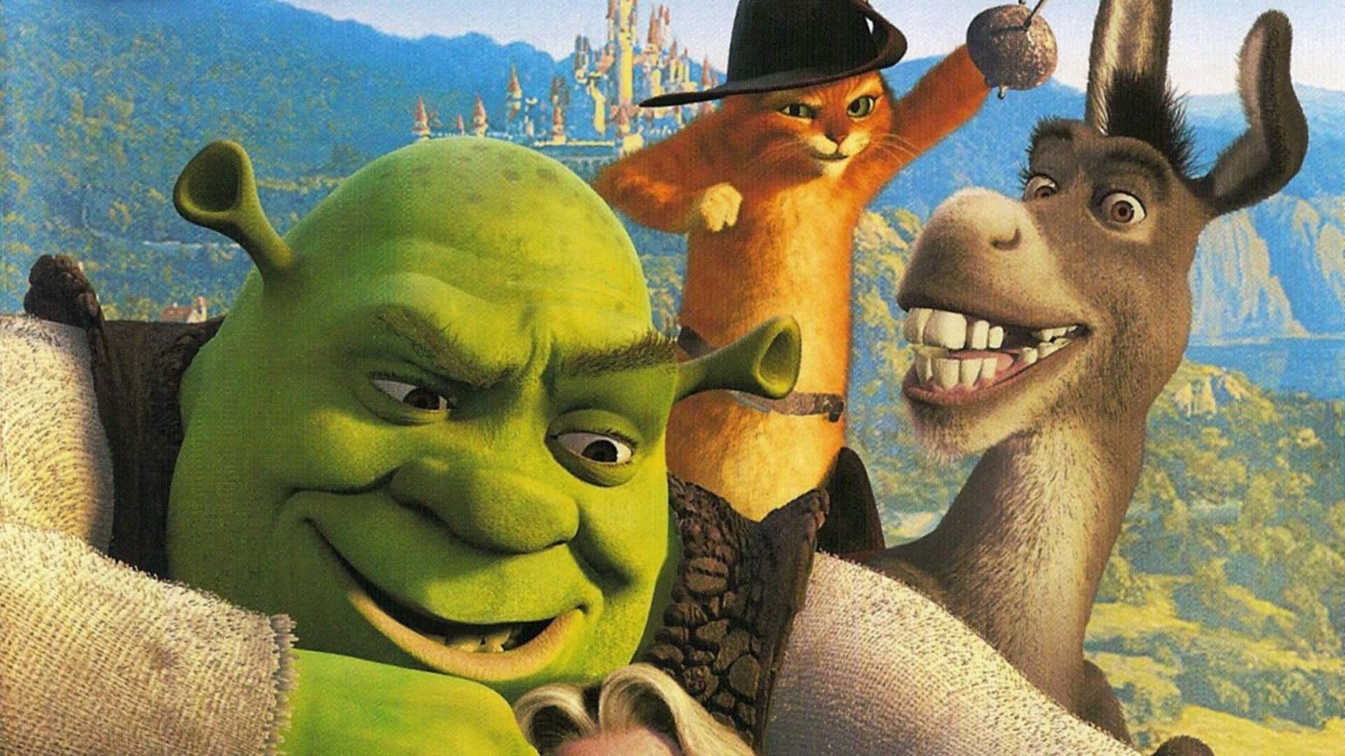 Shrek Super Slam PS2 Xbox GameCube