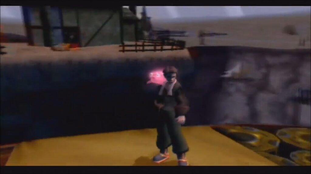 Treasure Planet PS2 Jim Hawkins Platformer