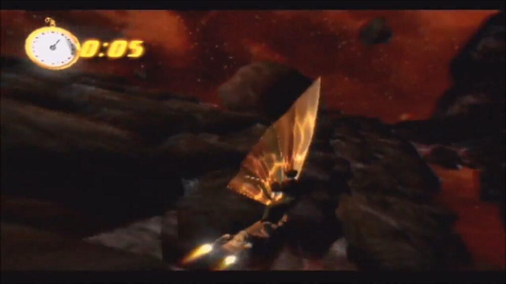 Treasure Planet Disney PS2 Gameplay