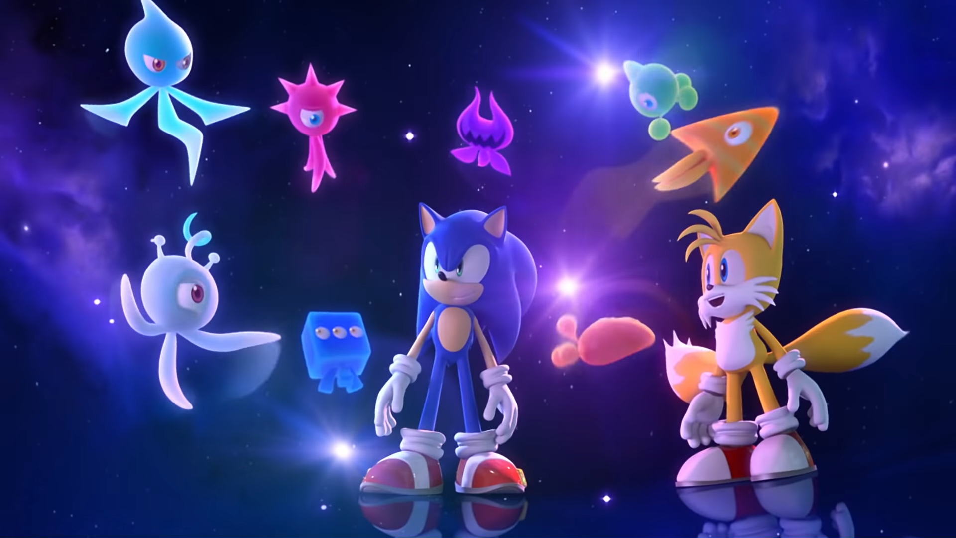 Sonic Colors Ultimate Tails