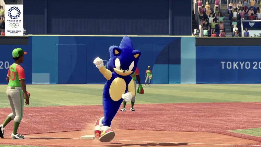 Sonic Olympic Games 2021
