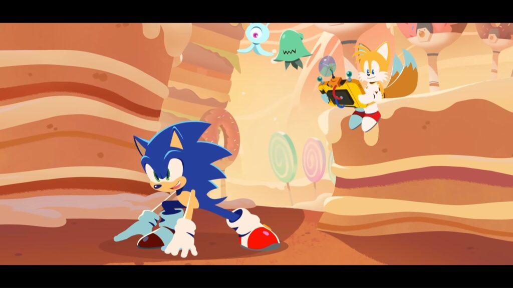 Image via Sonic The Hedgehog YouTube