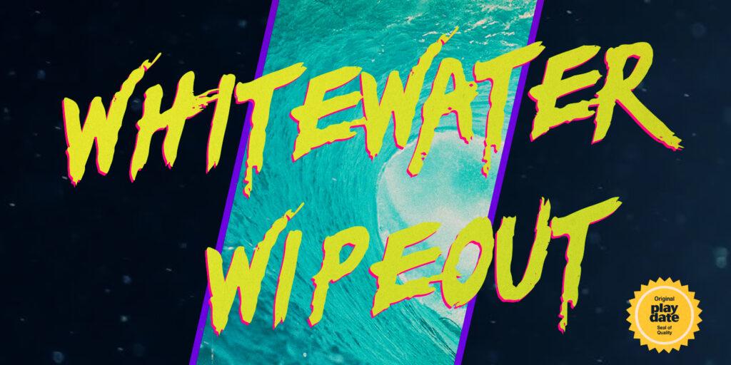 Whitewater Wipeout Logo