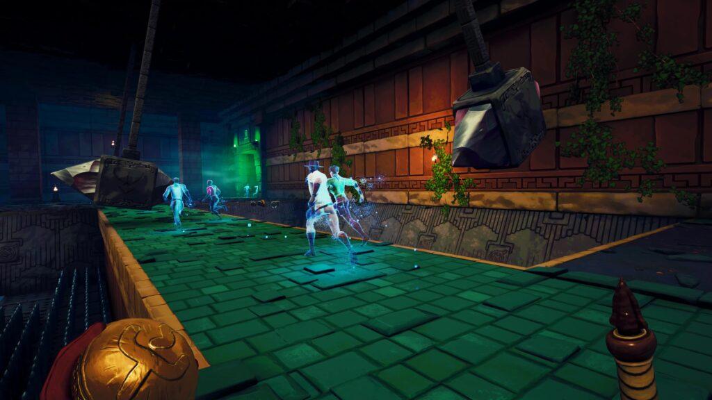 Phantom Abyss Ghosts
