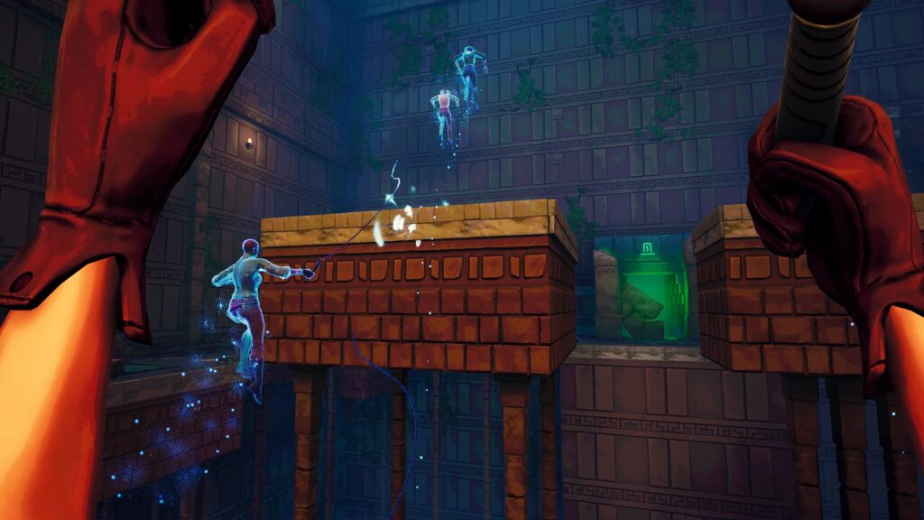 Phantom Abyss Platforming Steam Early Access