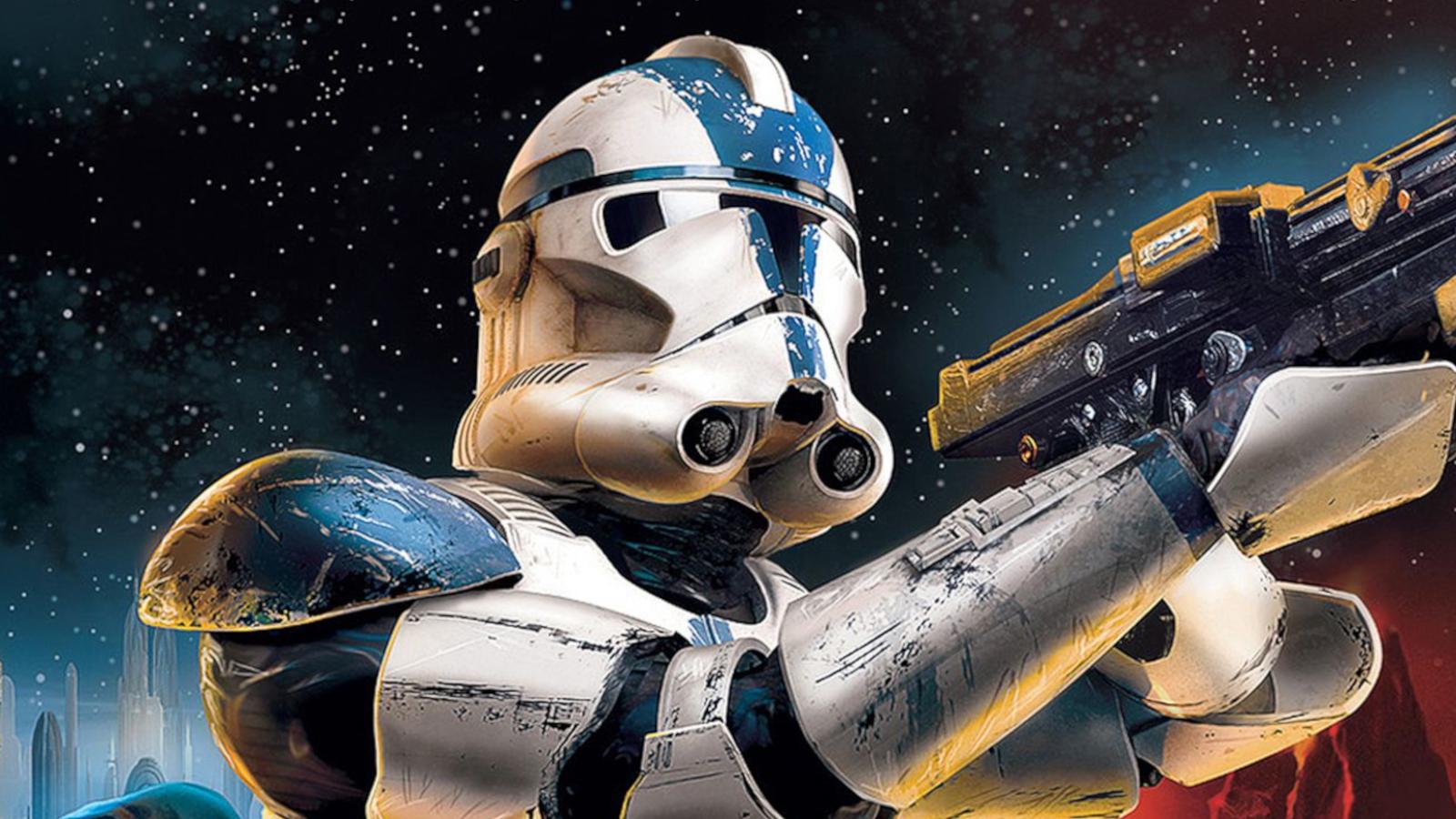 Key art for Star Wars Battlefront II