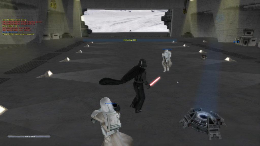 Darth Vader in Battlefront II