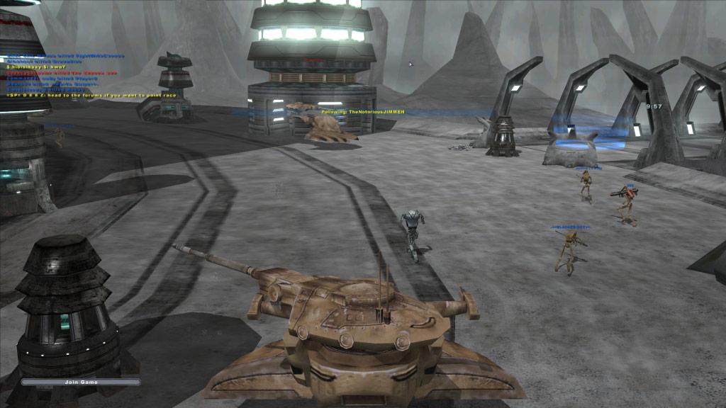 Mygeeto Battlefront II