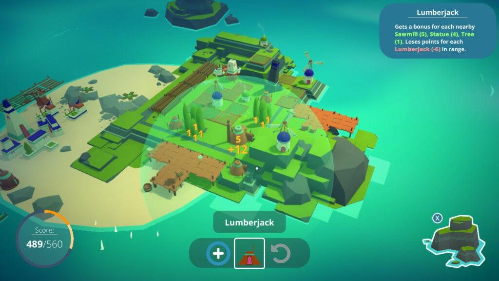 Building in Islanders