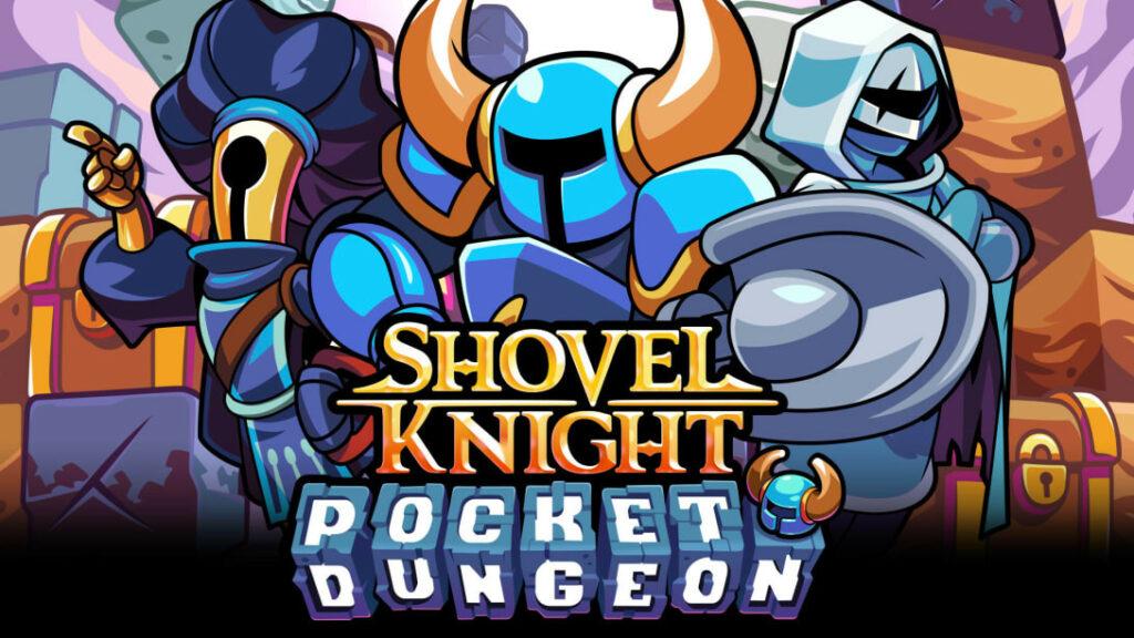 Shovel Knight Pocket Dungeon key art