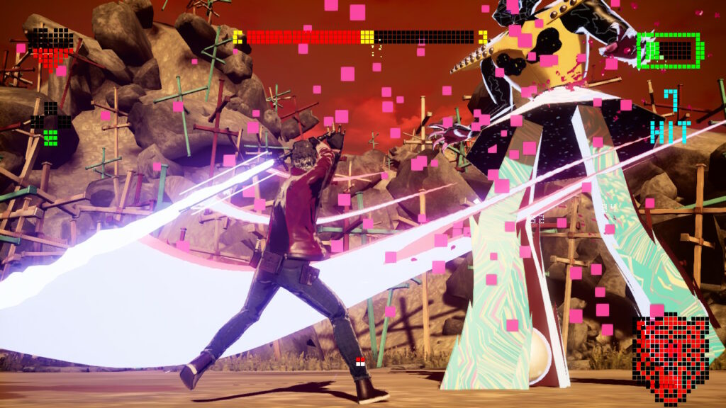 Official screenshot for No More Heroes 3