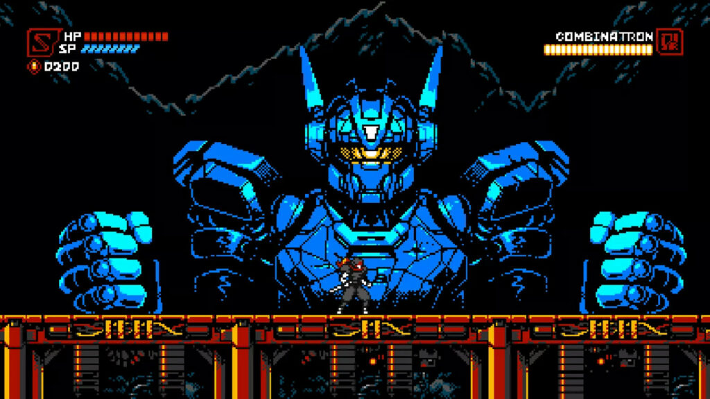 Official screenshot for Cyber Shadow