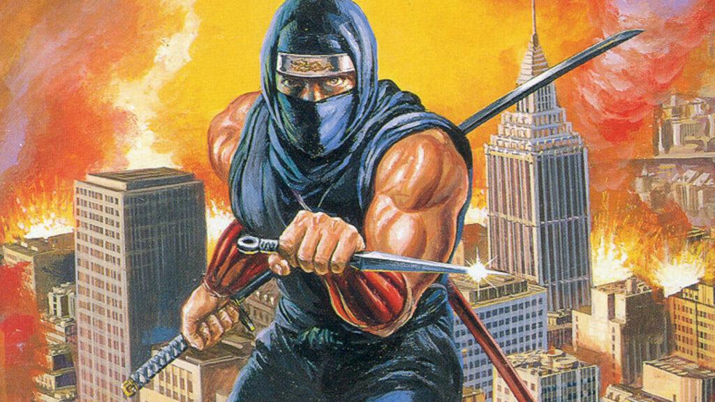 Box art for Ninja Gaiden