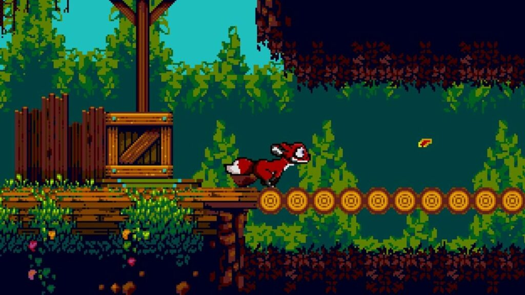 Official screenshot from Tanglewood