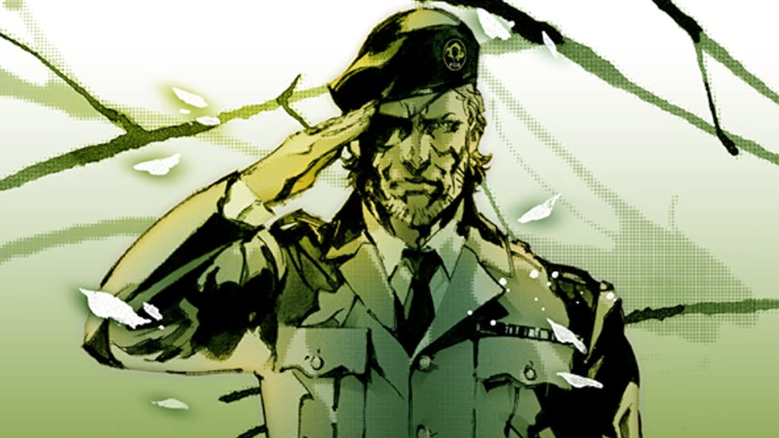 MGS3 Subsistence Cover Art