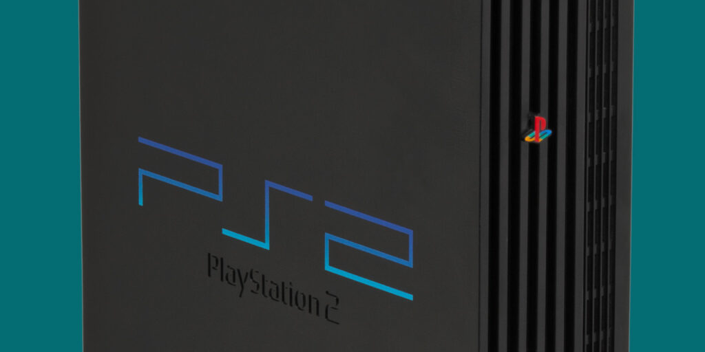 The original PS2
