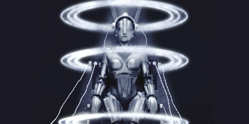 Blu-Ray cover for Metropolis