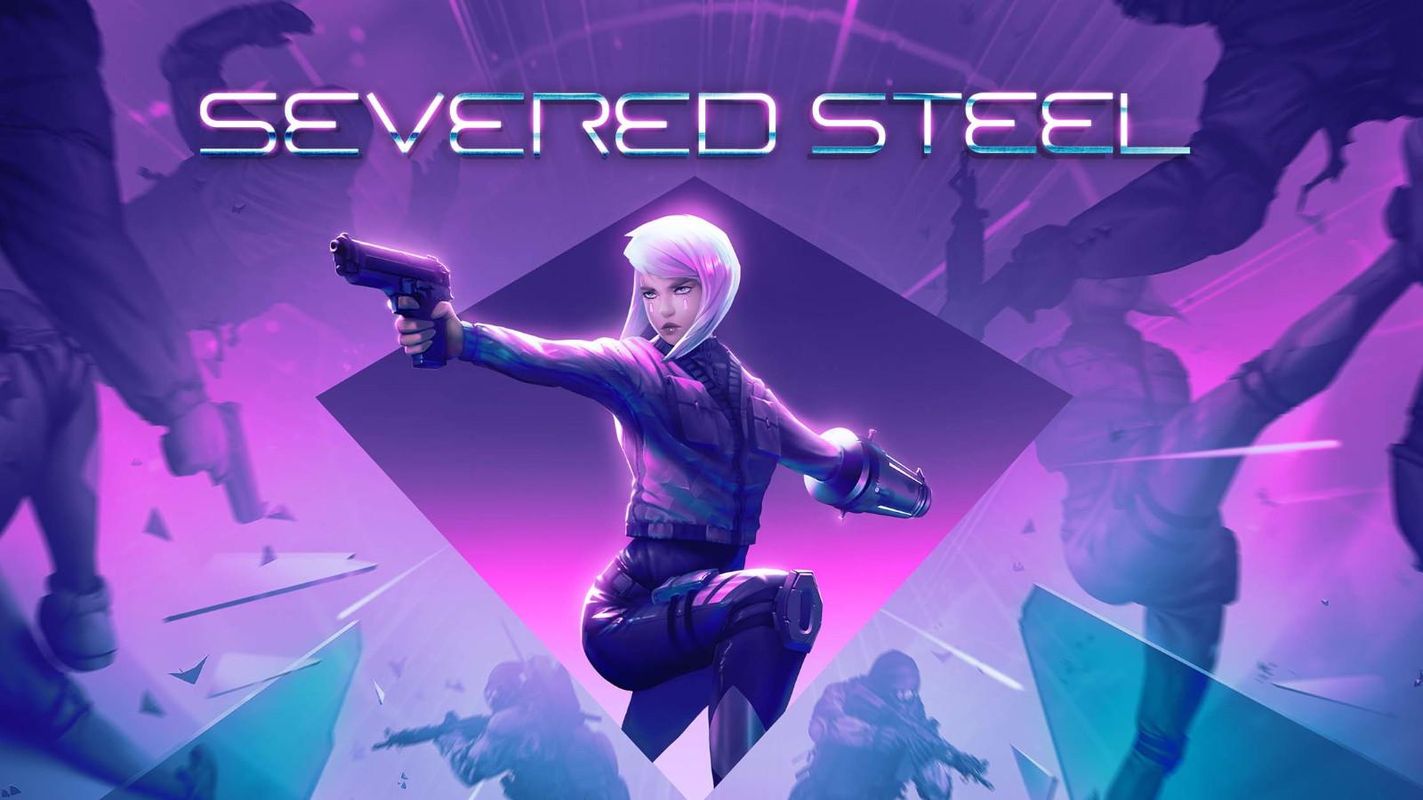 Severed Steel key art