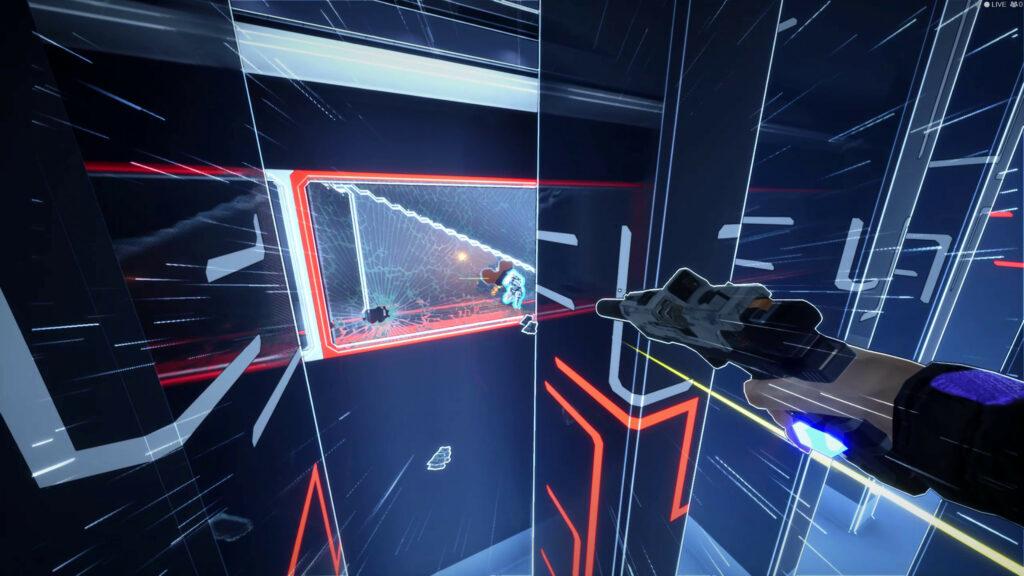 Official screenshot for Severed Steel
