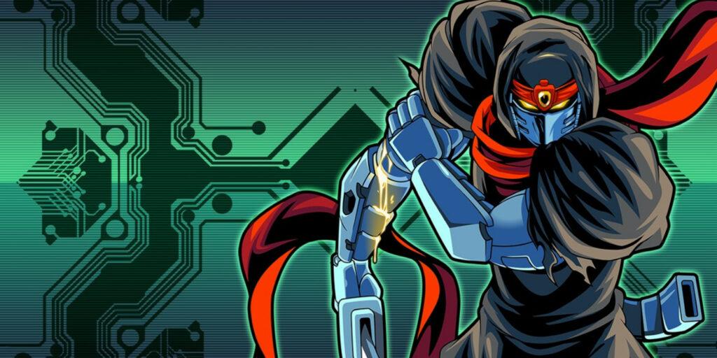 Cyber Shadow key art