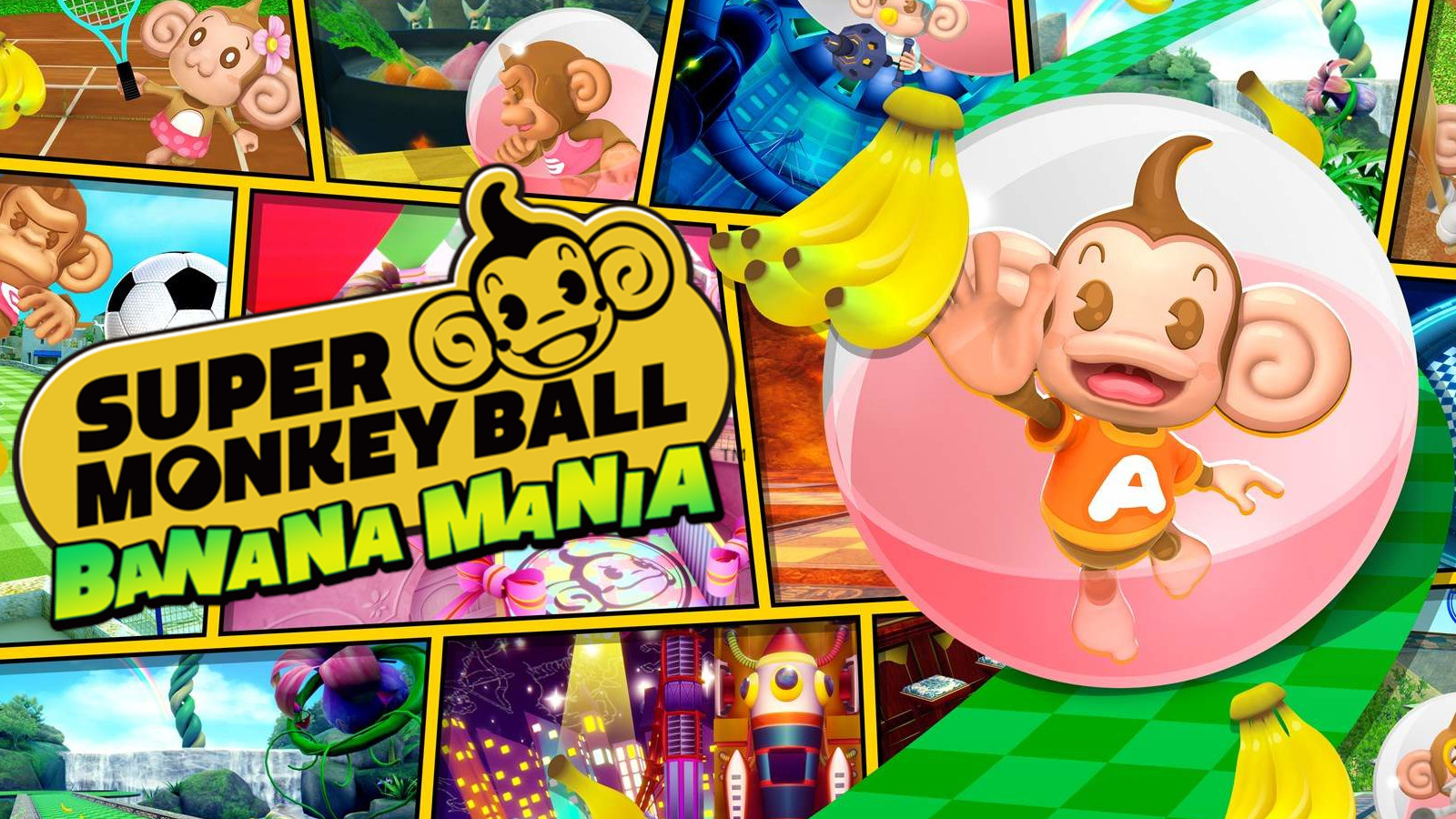 Super Monkey Ball Review Featured Image