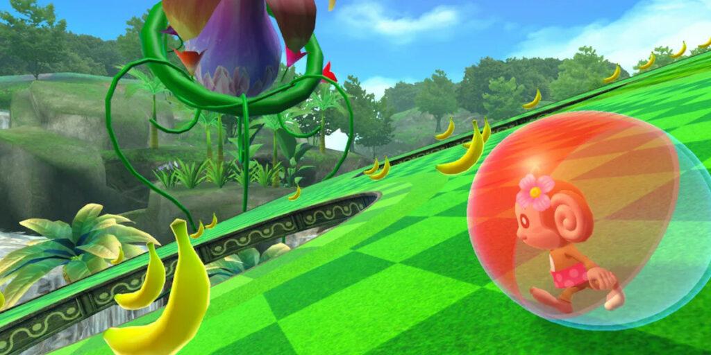 Official screenshot for Super Monkey Ball Banana Mania