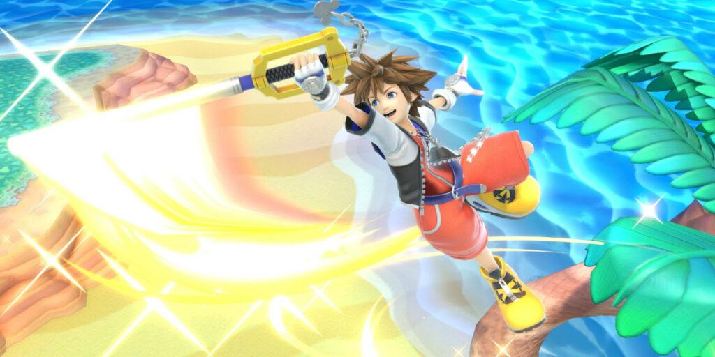 Sora in Smash official screenshot